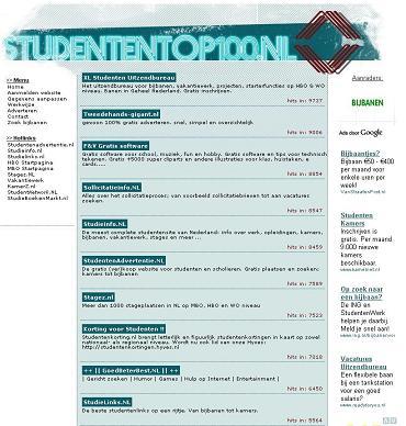 Studenten Top 100